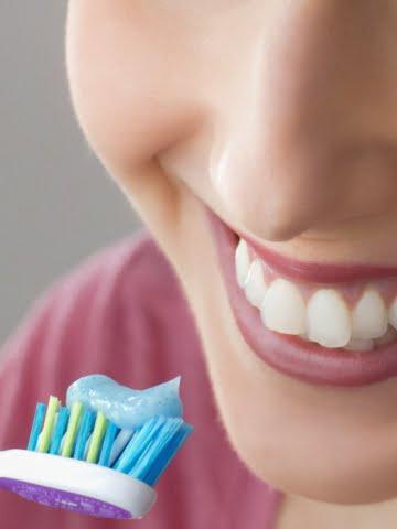 teeth washing