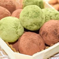 Sugar-free Vegan Avocado Truffles