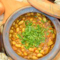 Vegan Rich Baked Beans