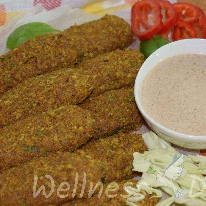 Chewy and Meaty Einkorn Nuggets   Whole Food Vegan
