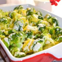 Easy & Tasty Broccoli-rich Casserole | Whole Food Vegan