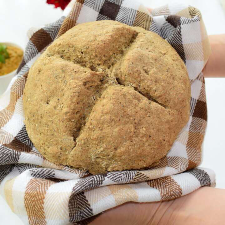 Quick & Easy No Yeast Bread | Whole Plant Foods