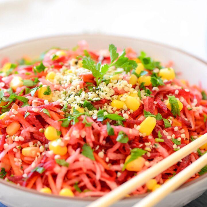 Super Nutritious Vitamin Salad