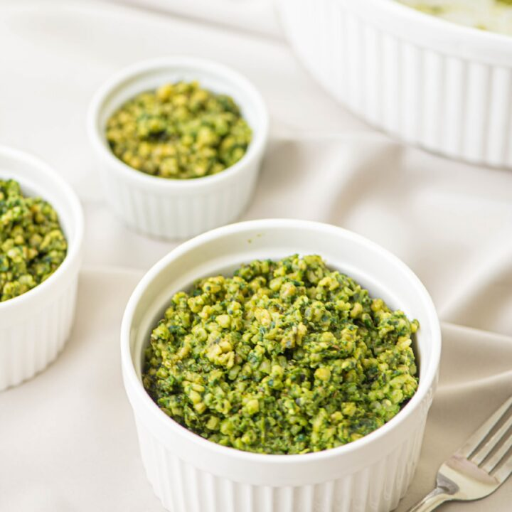 Easy & Healthy Bulgur and Spinach Recipe