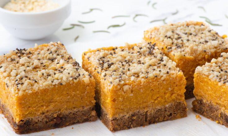 Easy Pumpkin Pie | Vegan
