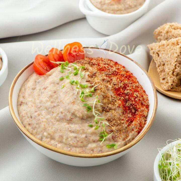 Quick & Easy Vegan Bean Dip
