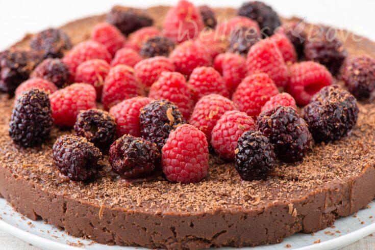 Easy No Bake Brownie
