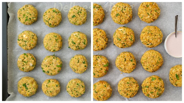 making of falafels, part 2